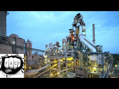 Top 10  Cement Producing Countries In The World