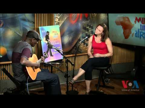 Music Time in Africa Meets Oliver Mtukudzi with Host Heather Maxwell