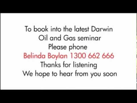 PropertyIS - Darwin Oil and Gas Seminar