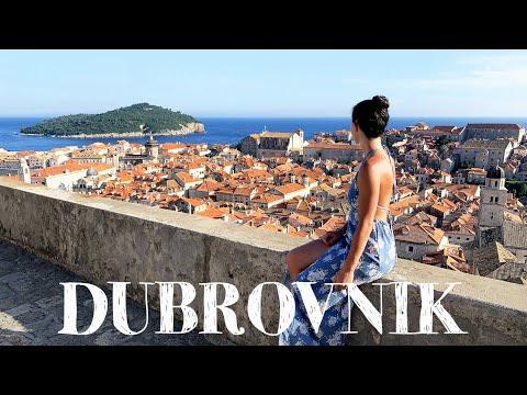 DUBROVNIK, Croatia | Let's travel #32
