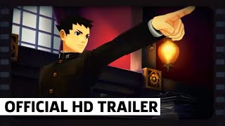 The Great Ace Attorney Chronicles Launch Trailer