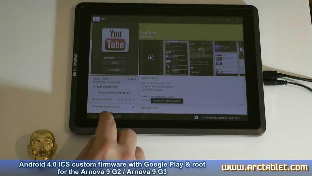 Arnova 10 G2 firmware Free - Smart Phone Firmwares