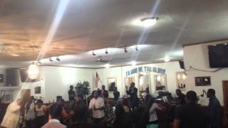 Andrew Wilkins and Gods Elects at Grace