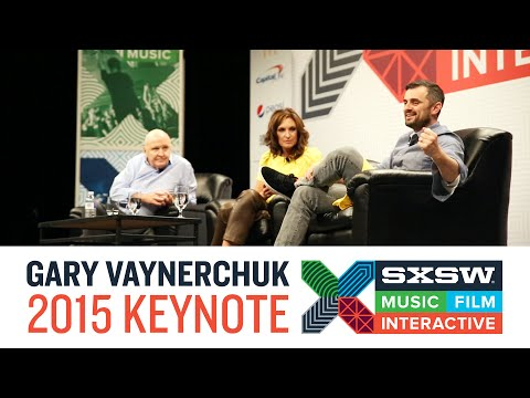 Gary Vaynerchuk in Conversation with Jack Welch at SXSW 2015