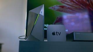 Tech Wars Vol 1: Apple TV Versus NVIDIA Shield!