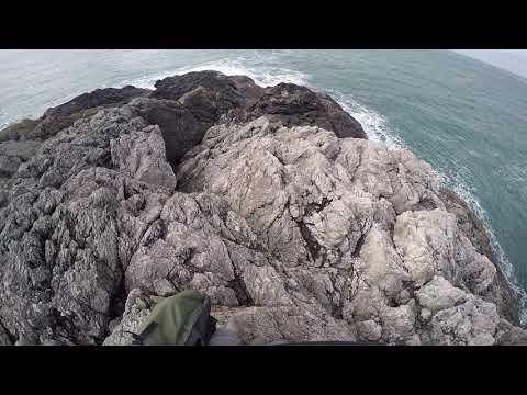 Fishing Mark In Aberdaron Llyn Peninsula