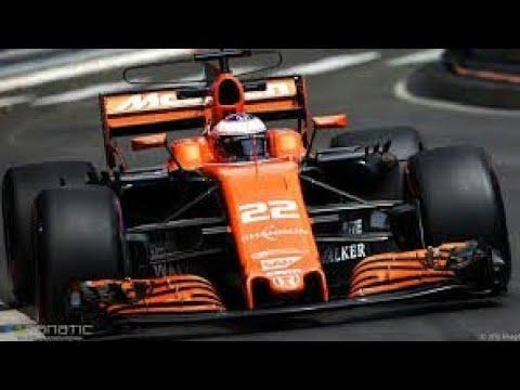 F1 2017 Mclaren-Honda karrier S01 Szingapur-Marine Bay futam