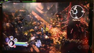 Dungeon Siege 3 - E3 2011: Demo Off-Screen