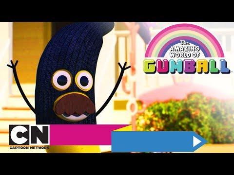 Удивительный мир Гамбола   Предсказание + Безопасность (серия целиком)   Cartoon Network