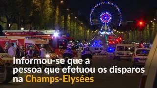 1 maut, 2 cedera serangan di Paris