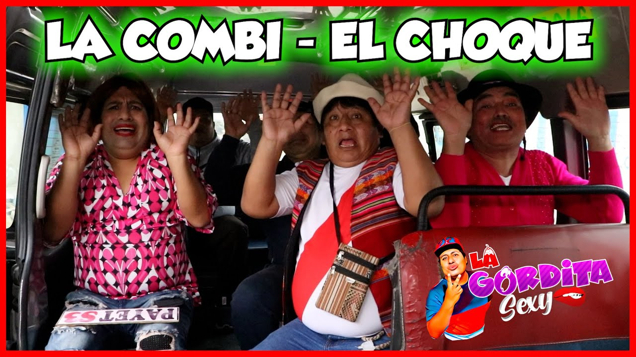 """LA COMBI """"EL CHOQUE"""" - SHAGUI-CHOLO VICTOR-PESTAÑA LUKY-CHOLO JUAN-MOSTRITO-MARCIANO-MIGUELITO"""