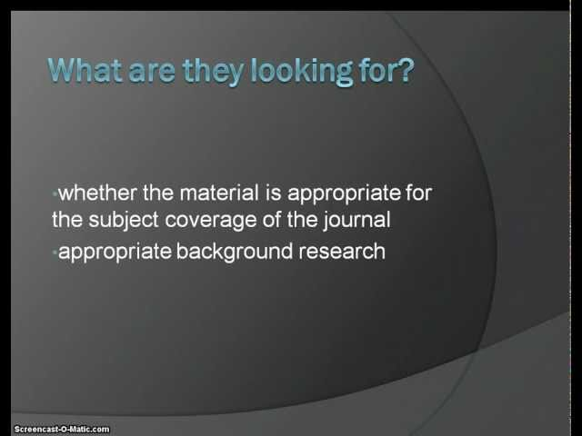 Powerpoint presentation on writing a research paper  Original content