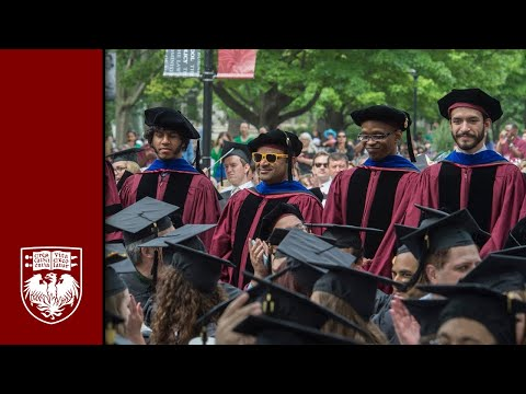 The 523rd Convocation, University Ceremony – The University of Chicago