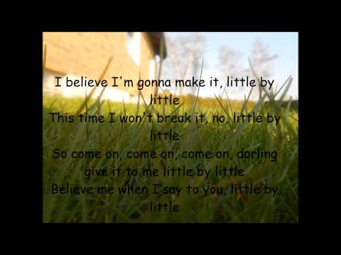 little by little - Ulf Nilsson lyrics