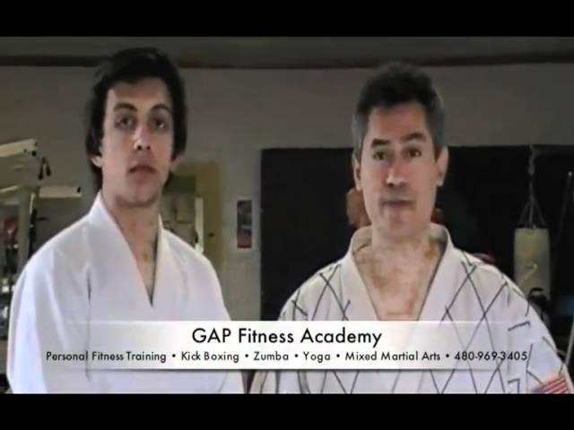 Gap Fitness Mesa Arizona