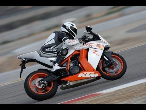 KTM RC8R Test & Fahrerimpressionen