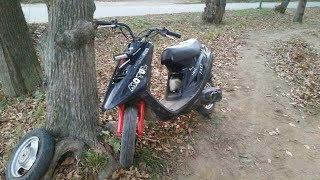 Honda Dio Vs Yamaha Jog | Какой Скутер/Мопед Лучше ?