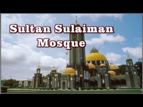 Jejak Masjid @ Masjid Sultan Suleiman Klang