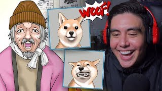 WE GOT A SPECIAL DOG THAT CAN HELP US SNIFF OUT CLUES   Phoenix Wright: Ace Attorney [13]