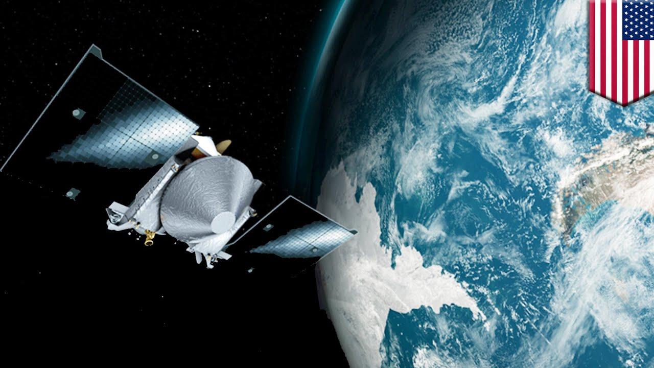 NASA's OSIRIS spacecraft slingshots around Earth bound for asteroid Bennu