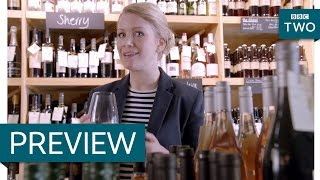 Wine tasting with Tasmin Chivers - Revolting: Episode 4 Preview - BBC Two