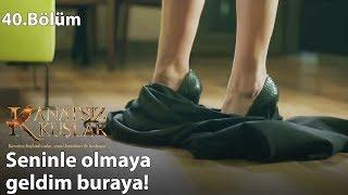 Kendini Kartal'a teslim eden Zeynep - Kanatsız Kuşlar 40.Bölüm