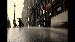 Питер и дождь(Музыка Н.Барабановой,исп. автор)