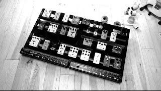 Building A Ridiculously Huge Joyo Mega-pedalboard (120x60)