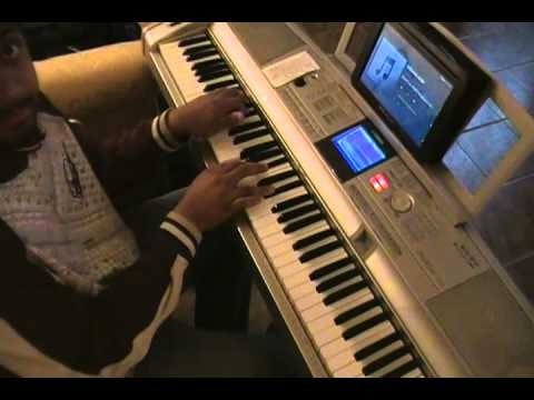 Basic Number Piano Tutorial- William Mcdowell I Give Myself Away