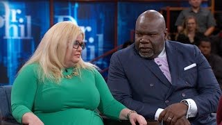 Bishop T.D. Jakes Offers Comfort, Guidance to Woman Whose Friends And Family Claim She's 'Out Of …