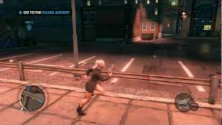 Saints Row 3 : Sexy Female character Mission DX11 Ultra 1920
