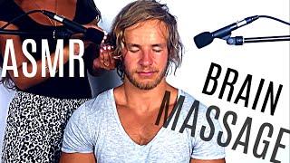 Binaural Brain Massage | FredsVoice ★ ASMR
