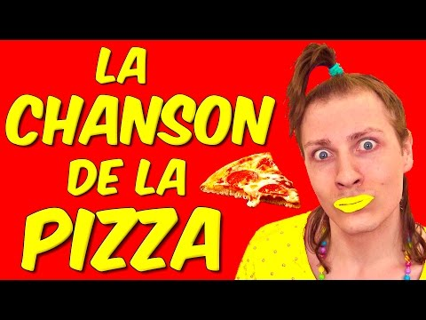 LA CHANSON DE LA PIZZA - NADEGE CANDLE
