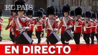 DIRECTO | FUNERAL de FELIPE de EDIMBURGO