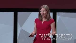 The New Face of Philanthropy | Tammy Tibbetts | TEDxBerlin