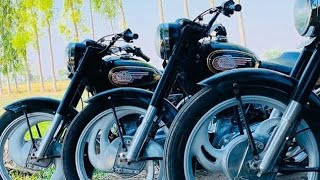 (part 286)Bullet Modified 350 standard and classic!Modified bullet in Punjab !!