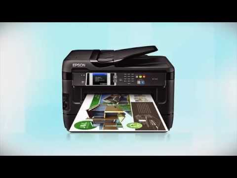 Epson DS-510 Workforce Document Scanner - Compared to Fujitsu Scansnap ix500 from YouTube · Duration:  5 minutes 59 seconds