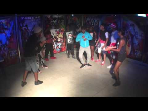 Jayceeoh - Turn Me Up Some ft. Redman & Jay Psar #TurnMeUpDance @DanceOnNetwork (FREESTYLE SESSION)