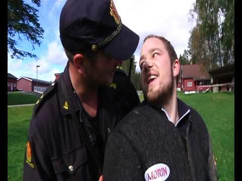 Empo tv på politiskolen i Kongsvinger