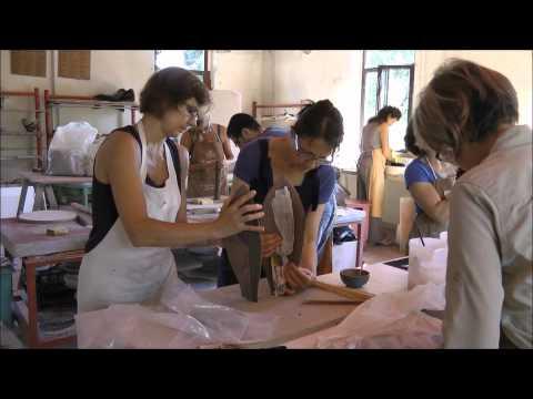 La Meridiana Ceramic School, Scuola Di Ceramica
