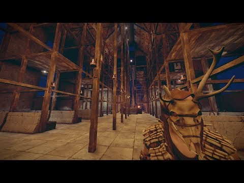 Rust: The Cathedral