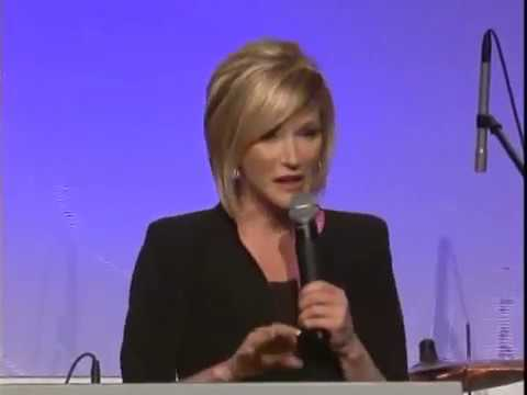 Getting your bounce back ''- Pastor Leadership Conference - 2011- Pastor Paula White -