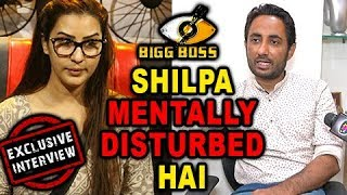 Zubair Khan Wants Shilpa Shinde To Visit A Psychiatrist | Bigg Boss 11 | EXCLUSIVE Interview