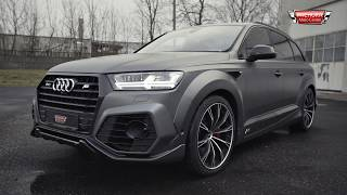 ABT Audi SQ7 Carbon tuned by Pachura Moto Center
