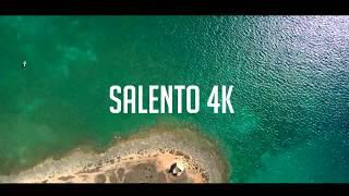 Salento in 4k - Drone flight