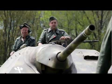 Epic WW2 Bonuses  Lowell 2011 A German Tank, Tom Hanks, and a Funny Prank