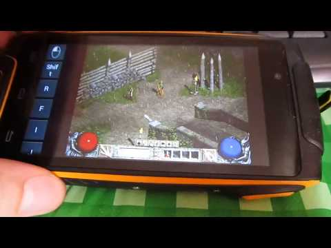 Запуск Diablo 2 на Android / ExaGear Crack