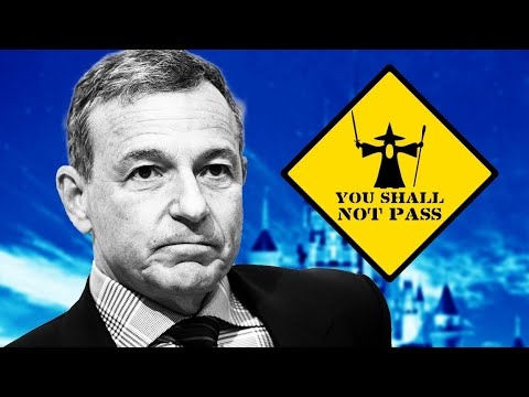 Disney Shareholders Vote Against CEO Bob Iger