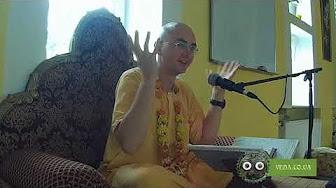 Бхагавад Гита 10.11 - Ади Чайтанья прабху