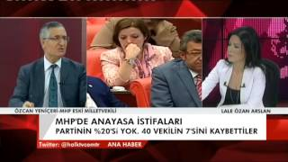 MHP ESKİ MİLLETVEKİLİ ÖZCAN YENİÇERİ HALK TV'YE KONUK OLDU 1  BÖLÜM